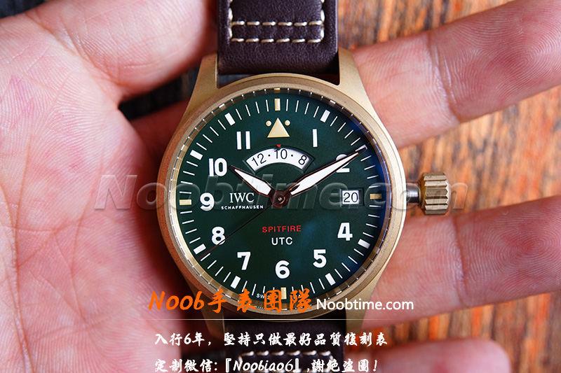 ZF廠萬國馬克十八青銅復刻表「鋁青銅」價格/圖片