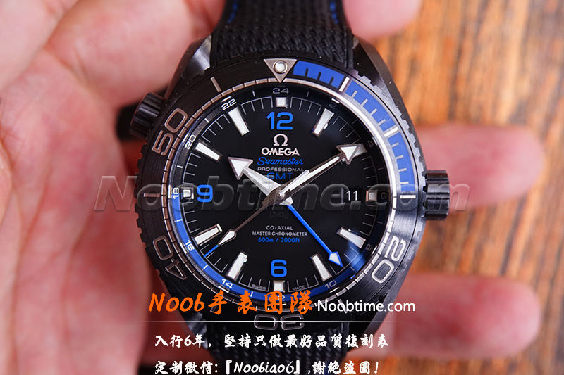 VS厂海马深海之黑GMT复刻表「8906」VS厂海马深海之黑价格/图片